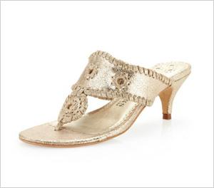 Jack Rogers Marina kitten-heel sandals