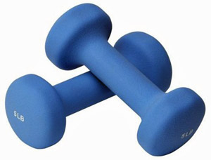 Dumbell weights | Sheknows.com
