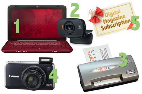 5 tech gifts