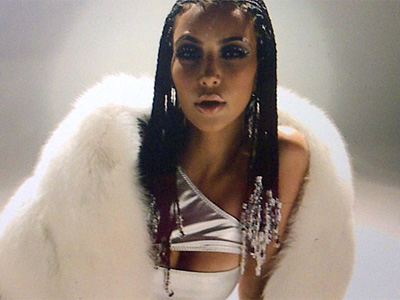 Kim Kardashian music video