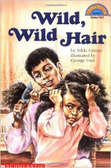 WIld, wiild hair
