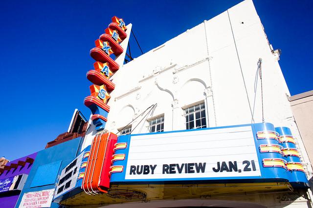 The Texas Theatre