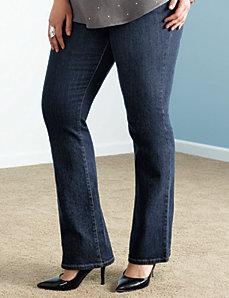 Jeans that flatter full figures