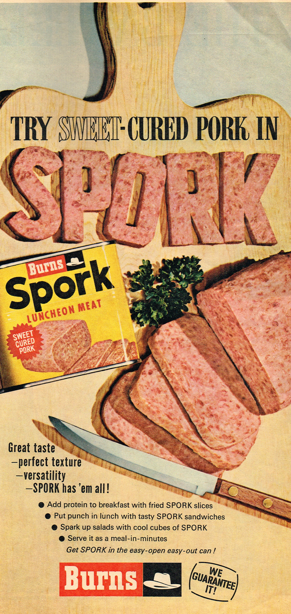 canned spork