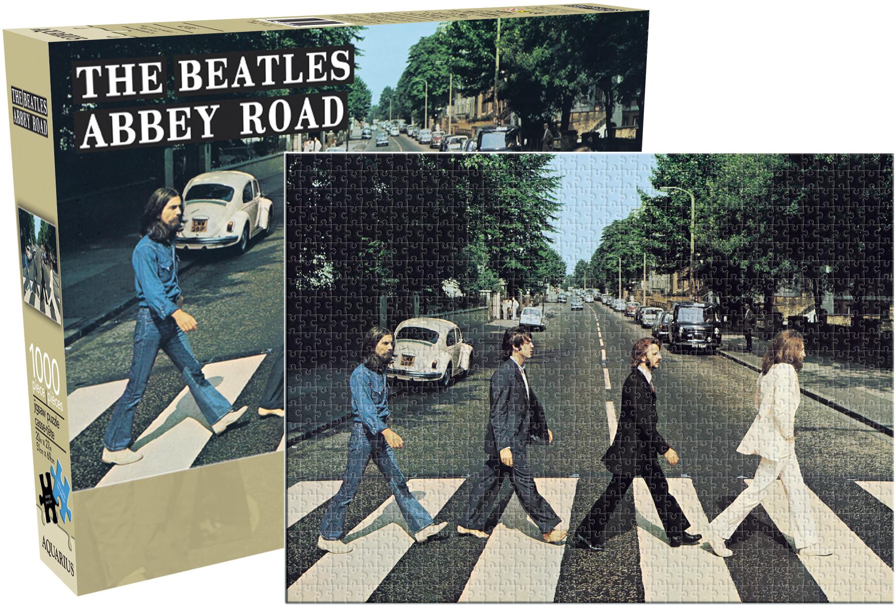 Beatles' Abbey Road album