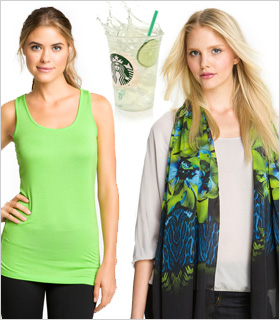 Lime look
