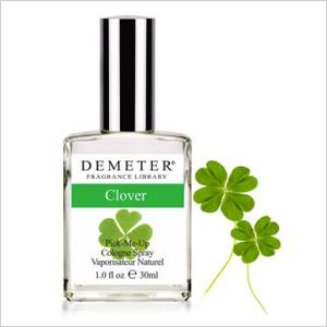Demeter's Clover Pick-Me-Up Cologne