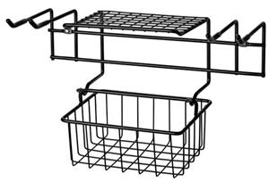 Racor garden tool rack