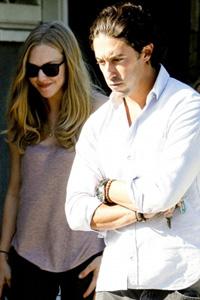 Amanda Seyfried and Andrew Joblon