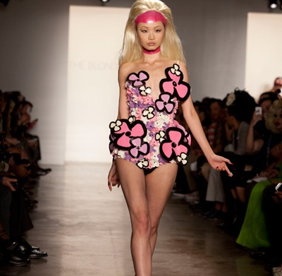 The Blonds Spring/Summer 2013