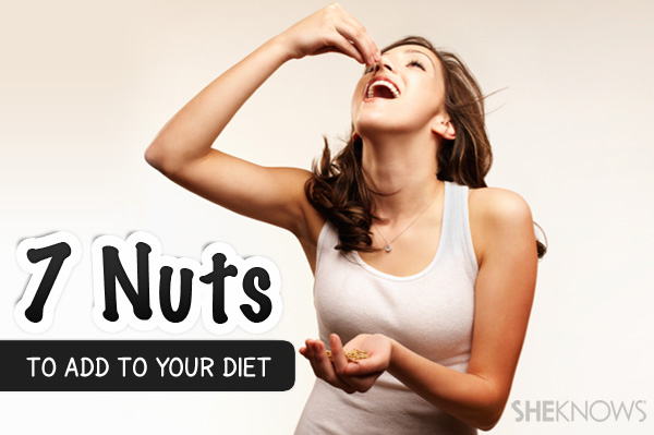 7 nuts to add to your diet