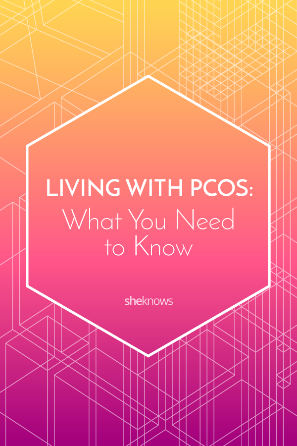 Pin it! Living with PCOS