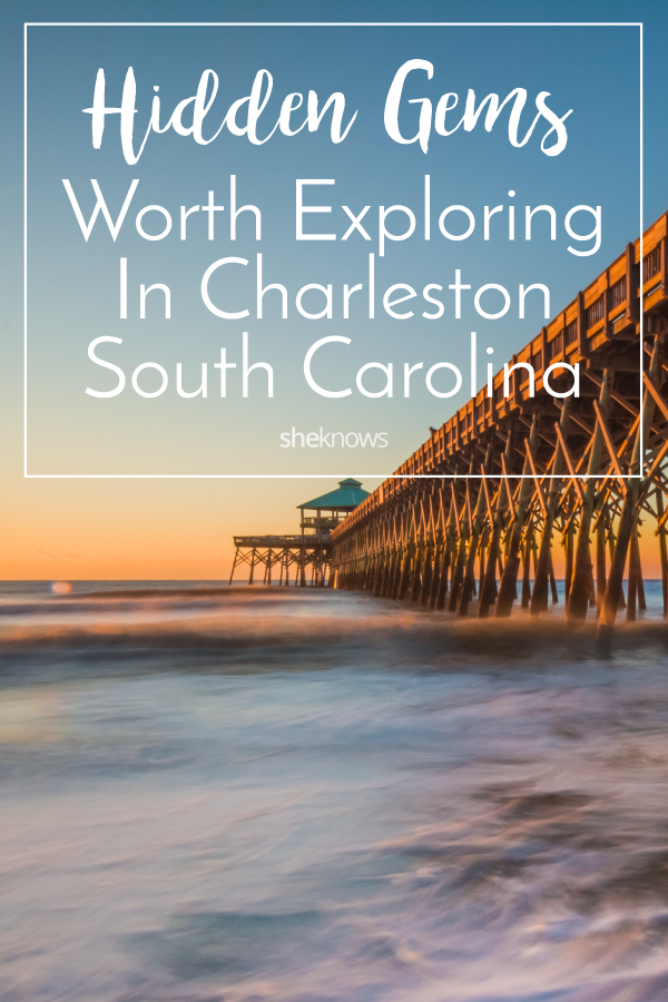 Pin it! Hot Spots When You Visit Charleston