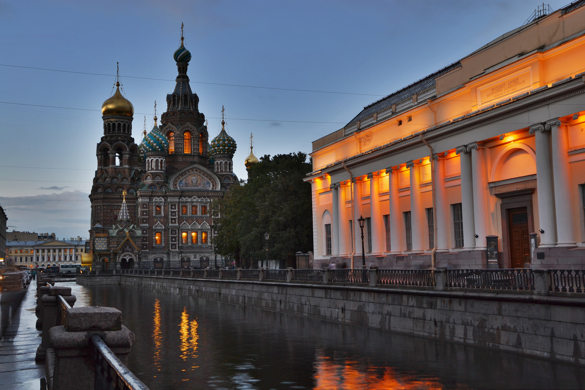 Where to Travel Based on Your Zodiac: Scorpio - St. Petersburg