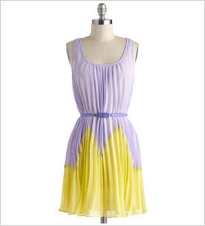 Modcloth Easter dress
