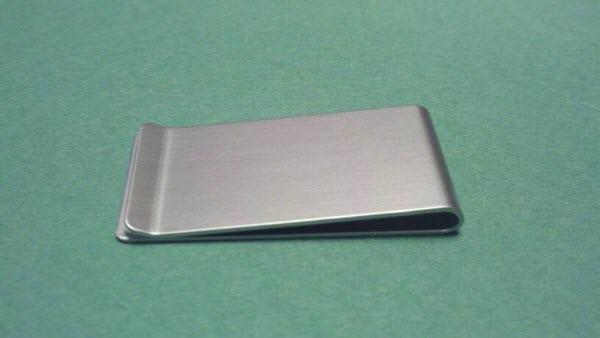 metal money clip