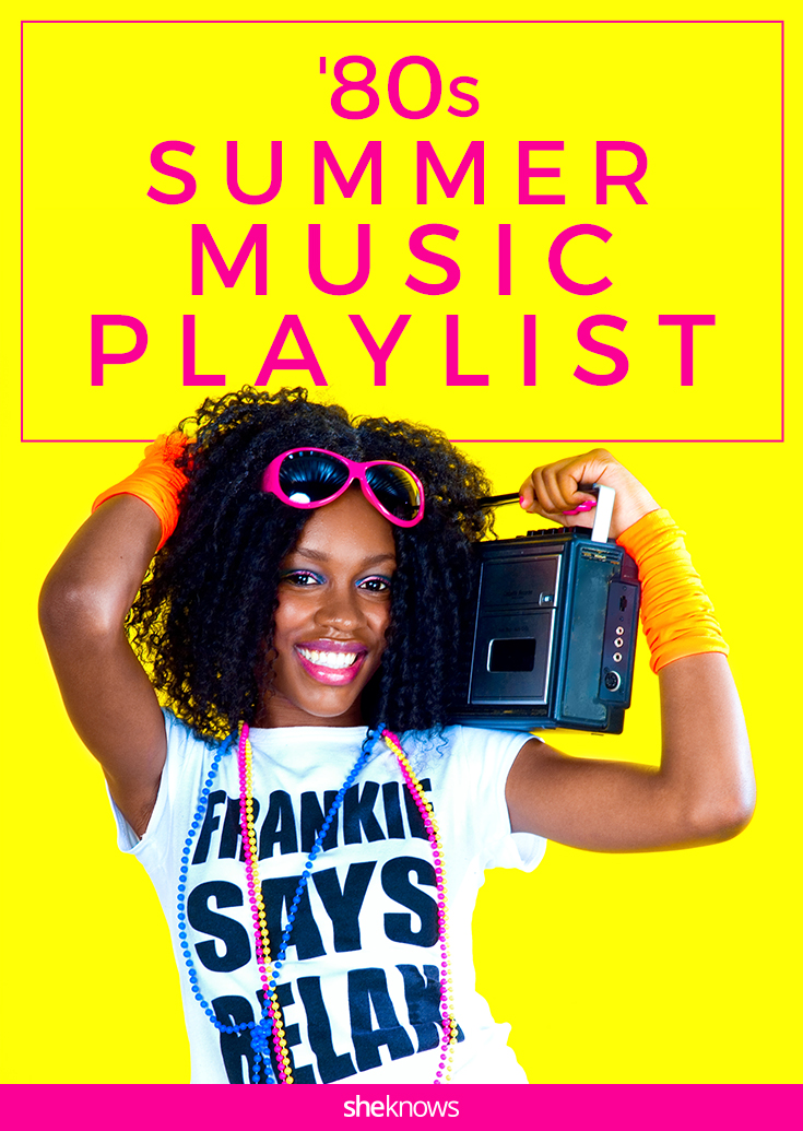 This '80s summer playlist will keep you rocking long after the boys of summer have gone