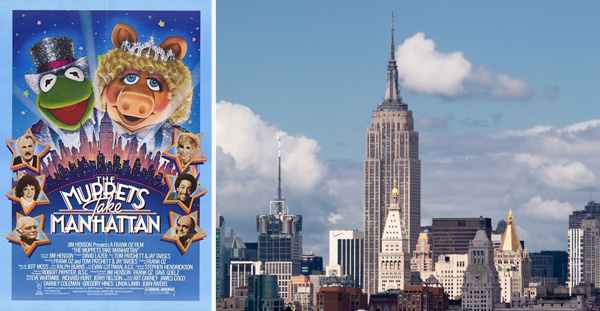 Muppets Take Manhattan (1984)