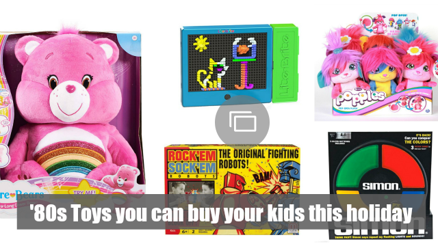 80s toys you can still buy