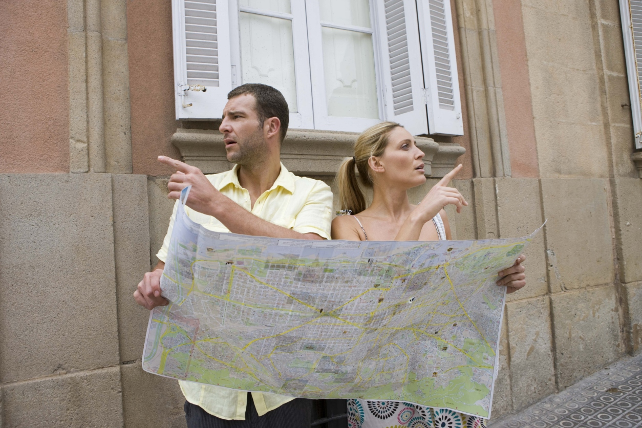 Travel mishaps
