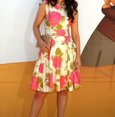 Arrivals at 'Winnie the Pooh' premiere