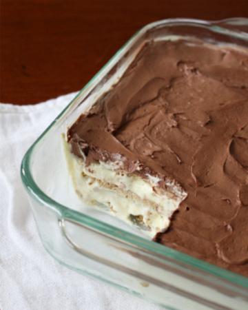 No-bake icebox cakes