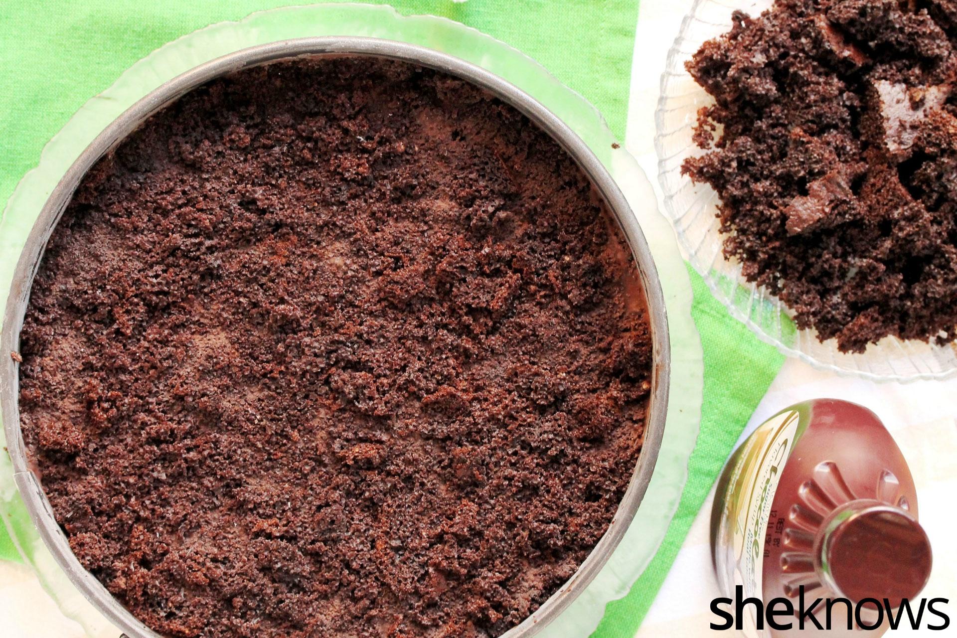 9 chocolate cake