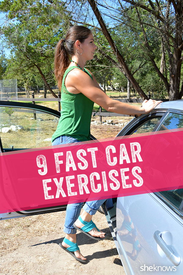 Car exercises