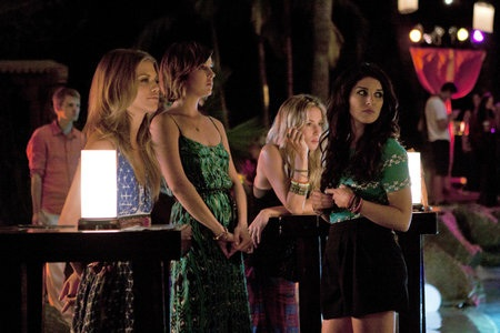 90210 Season 4 Premier