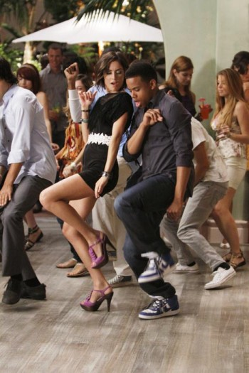 Ready to boogie with another season of 90210?