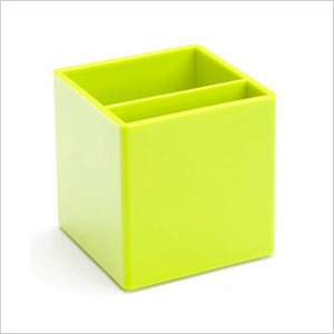 Cherry gree pencil cup