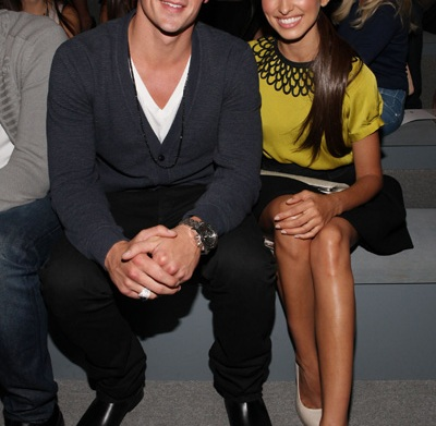 Celebs front row at NYFW Spring