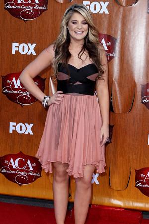 American Country Awards worst dressed Lauren Alaina