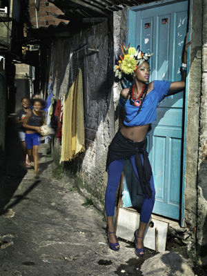 Teyona heads to Brazil on ANTM