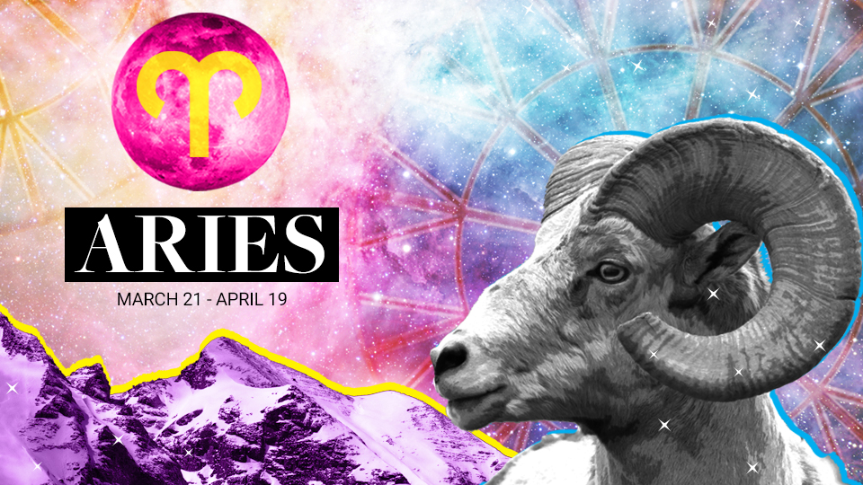 ARIES (March 19 - April 18)