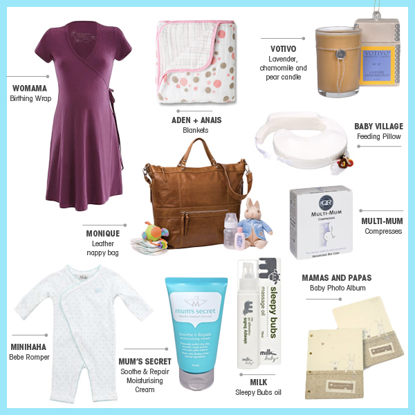 Top 10 items Kate Middleton will want in her hospital bag from SheKnows