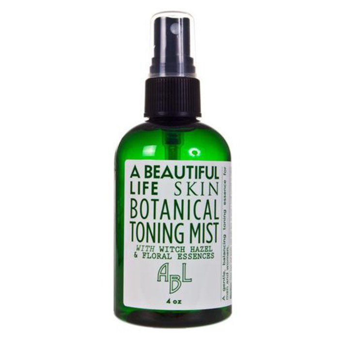 A Beautiful Life Skin Botanical Toning Mist