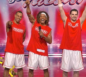 The dunks have it: Acrodunk has it going on America's Got Talent