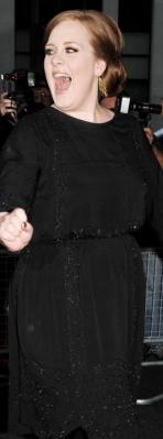 Adele lands six 2011 Grammy noms