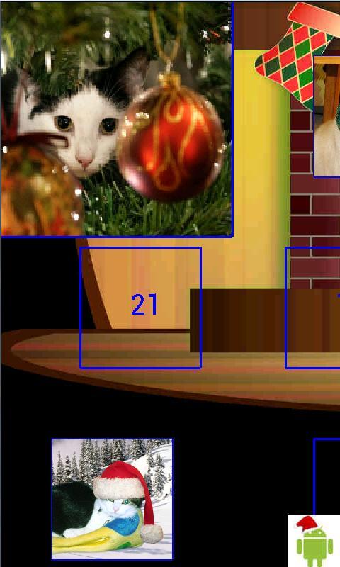 Advent cat calendar app