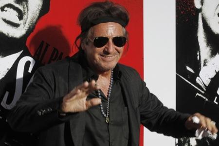 Al Pacino Scarface Launch