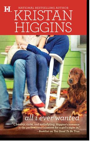 Kristan Higgins is Sizzing