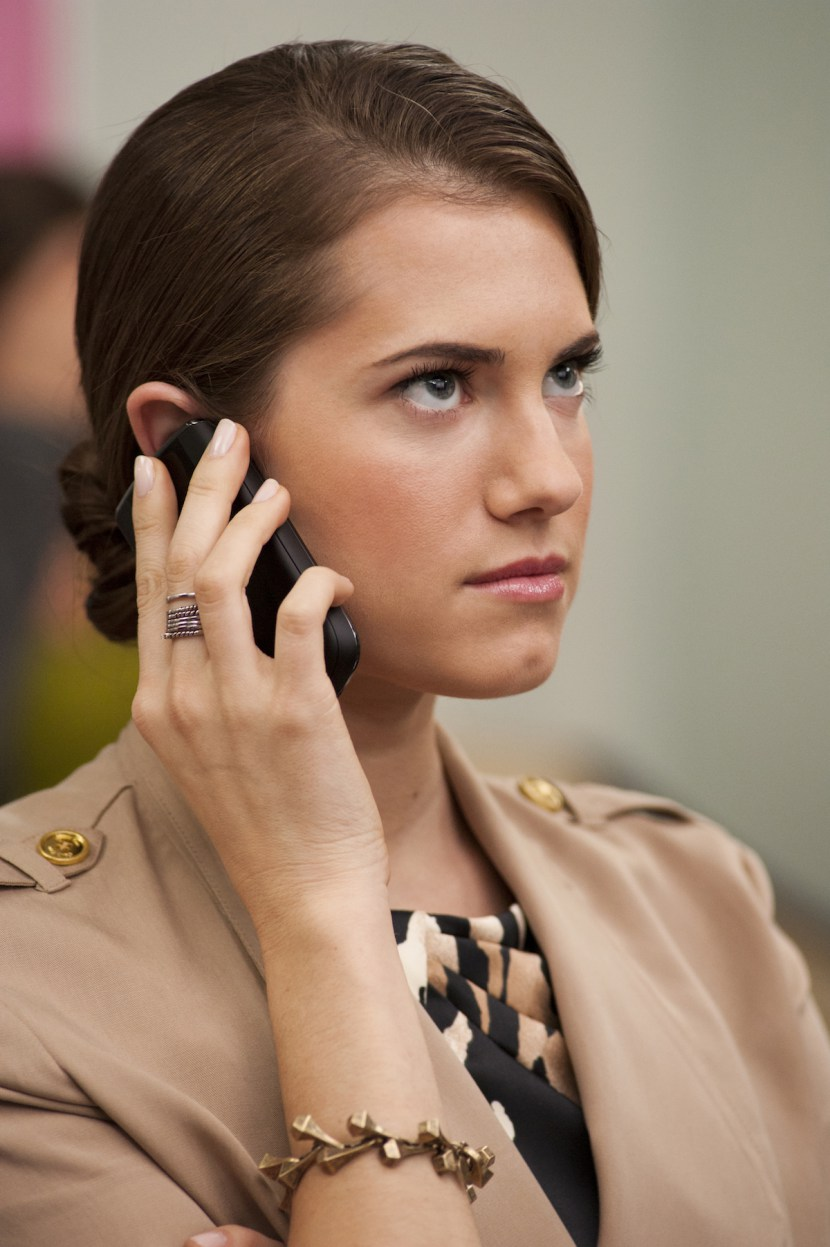 Allison Williams as Marnie