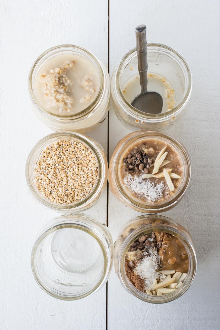 almond coconut oatmeal