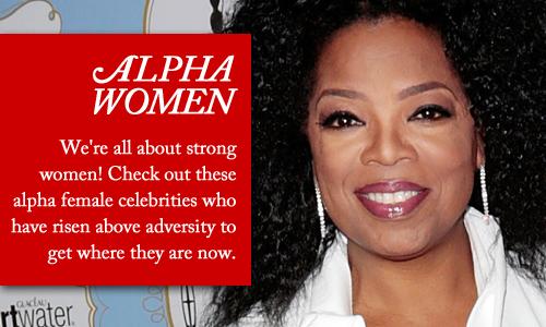 Alpha Women banner