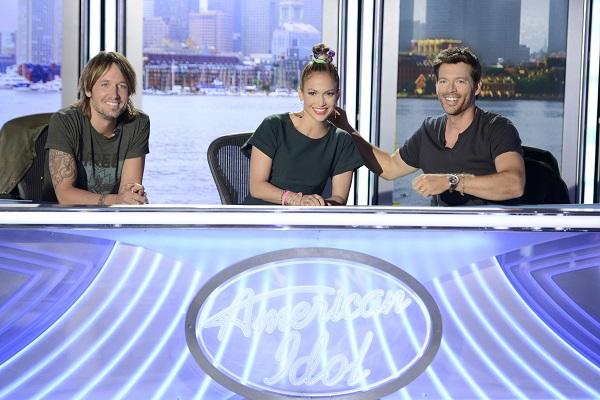 American Idol XIII Judges