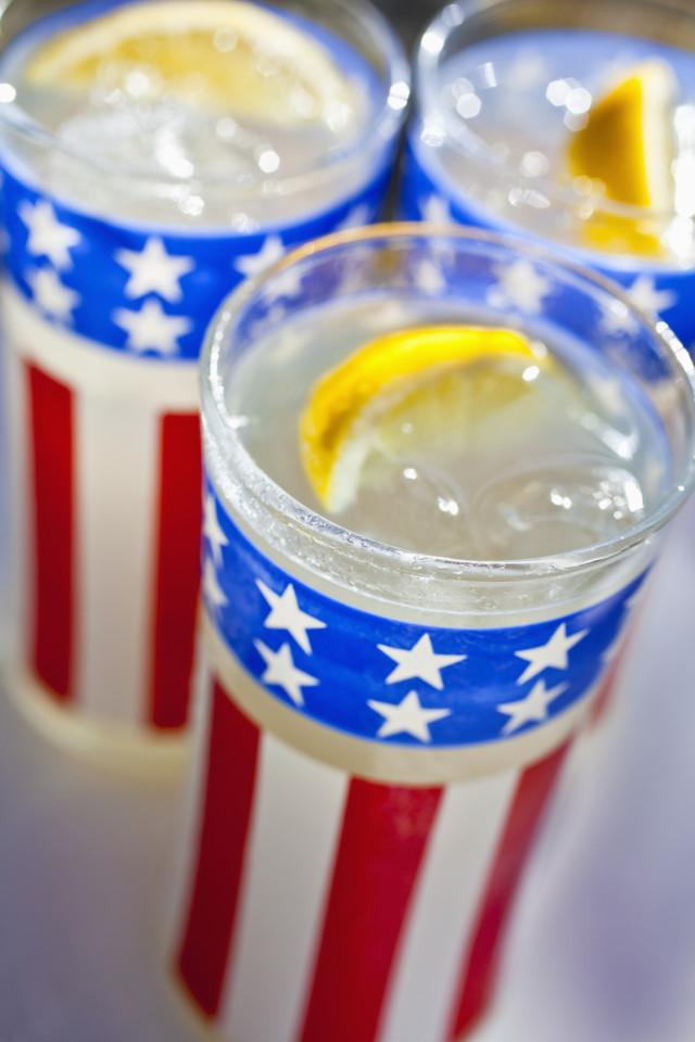 July 4 lemonade