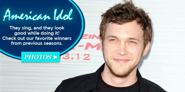American Idol banner