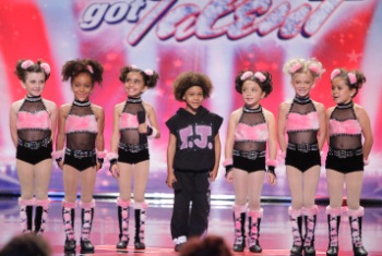 Aren't they cute? America's Got Talent's hot performers