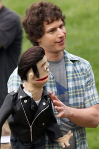 Andy Samberg in What's Your Number?